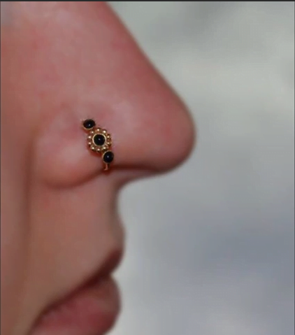 Stylish Nose Pin