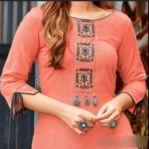 Sleeve Design For Kurti