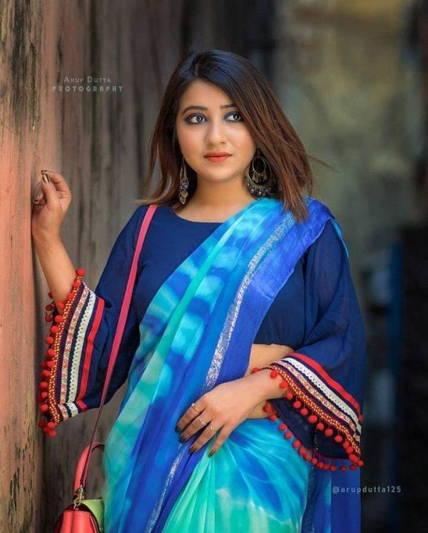 Blouse Designs For Sarees