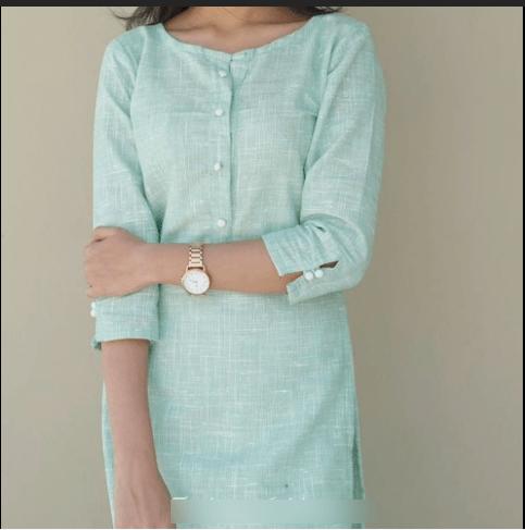 Sleeve Design For Kurtis