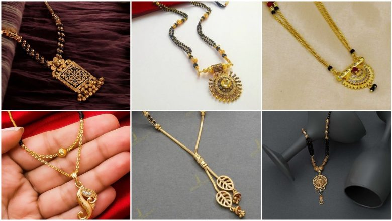 Stylish indian mangalsutra designs
