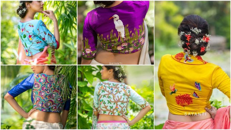 blouse designs collection
