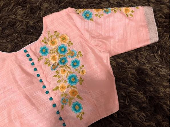 designer blouse
