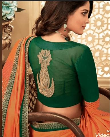 Latest blouse design