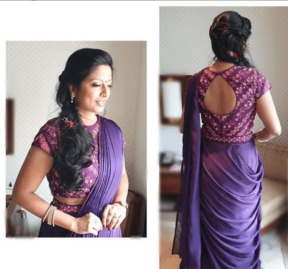 designer blouse design
