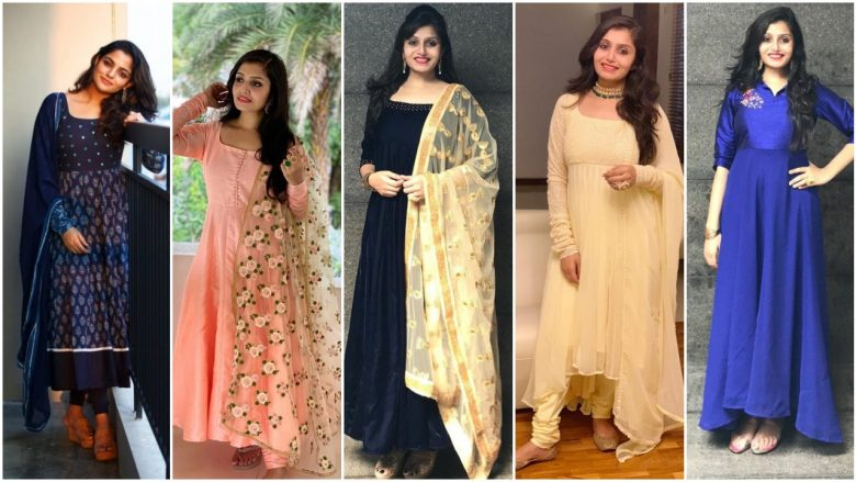 Prettiest Anarkalis and gowns