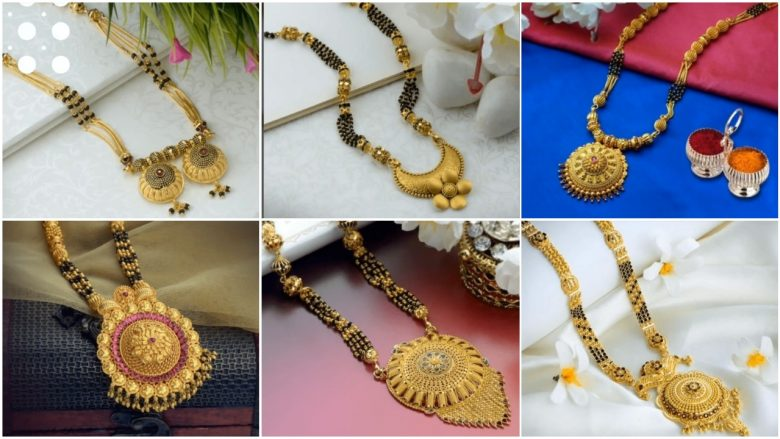 mangalsutra design for women