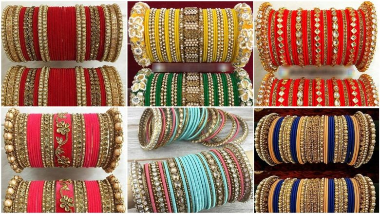 Stylish bangle design