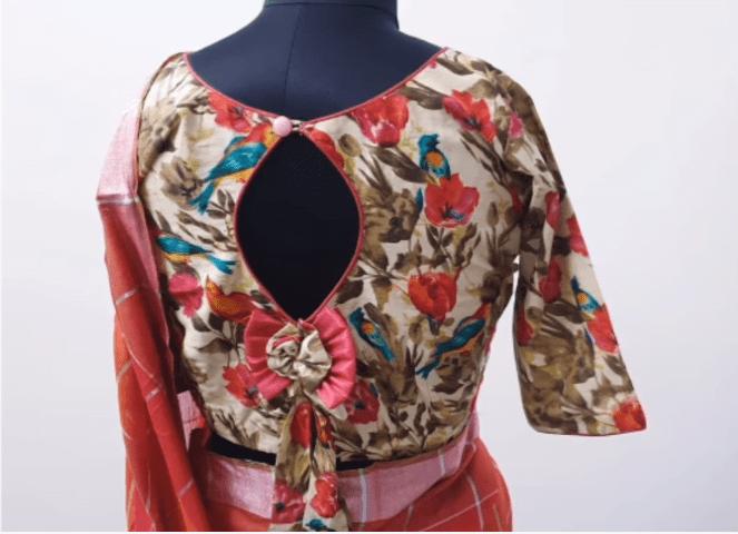 back neck designs catalog
