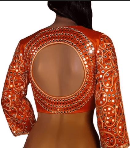 Fancy blouse designs