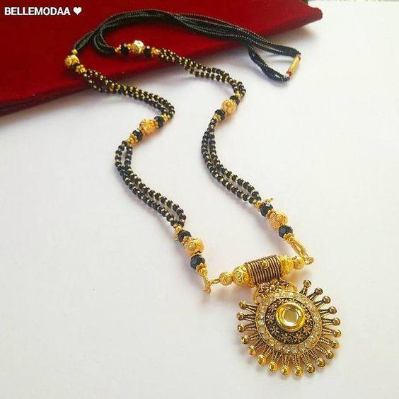 Indian Mangalsutra Designs