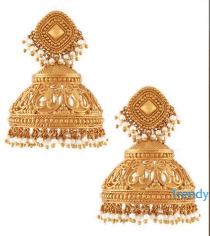Jhumka design