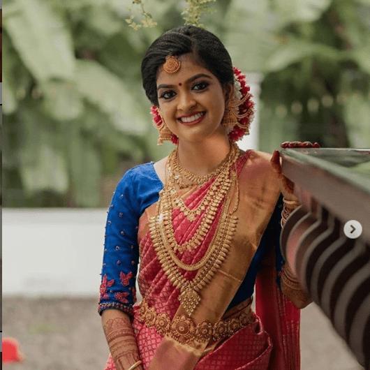 silk saree blouse