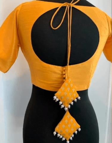 Party Wear Blouse Design