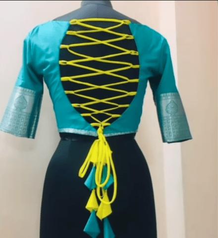 blouse design ideas