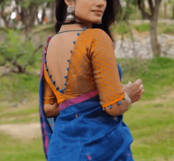 Banarasi Brocade Blouse