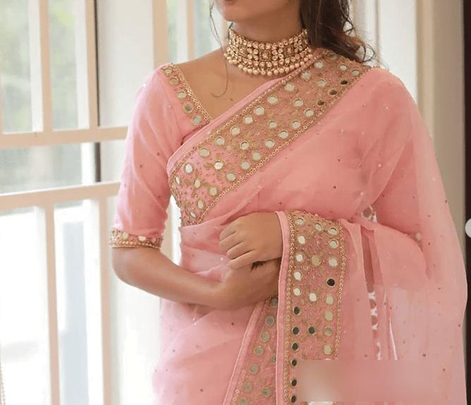 Elegant blouse design