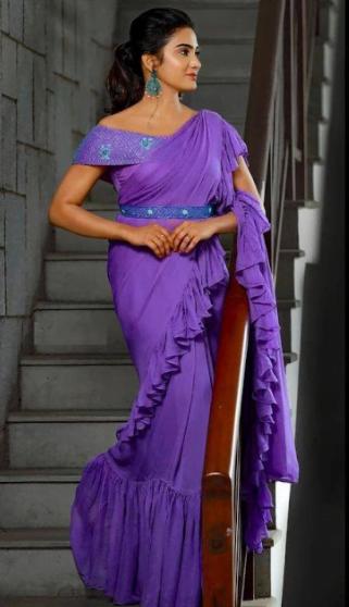 Saree belt design ideas