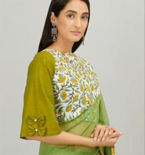 Latest designer blouse