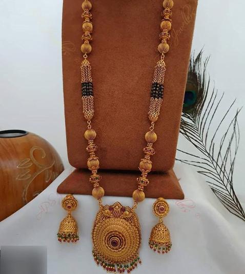 Simple Mangalsutra Designs