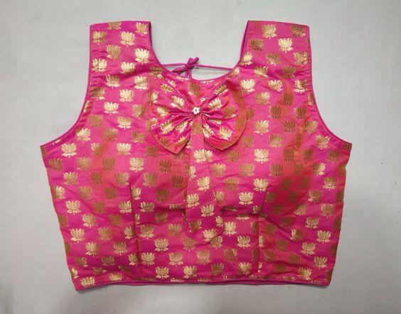 designer ready made blouse
