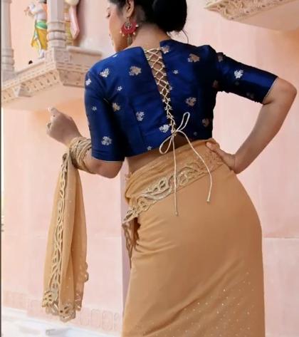 Trendy Blouse Designs