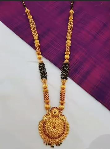 Traditional Mangalsutra Design