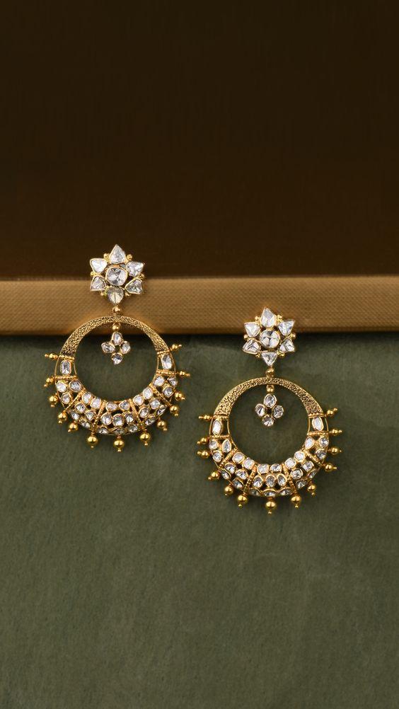Beautiful earring design