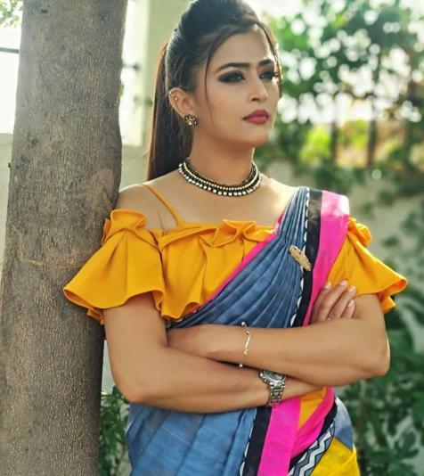 Trending Sari Blouse Designs